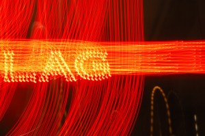 LAG, light painting